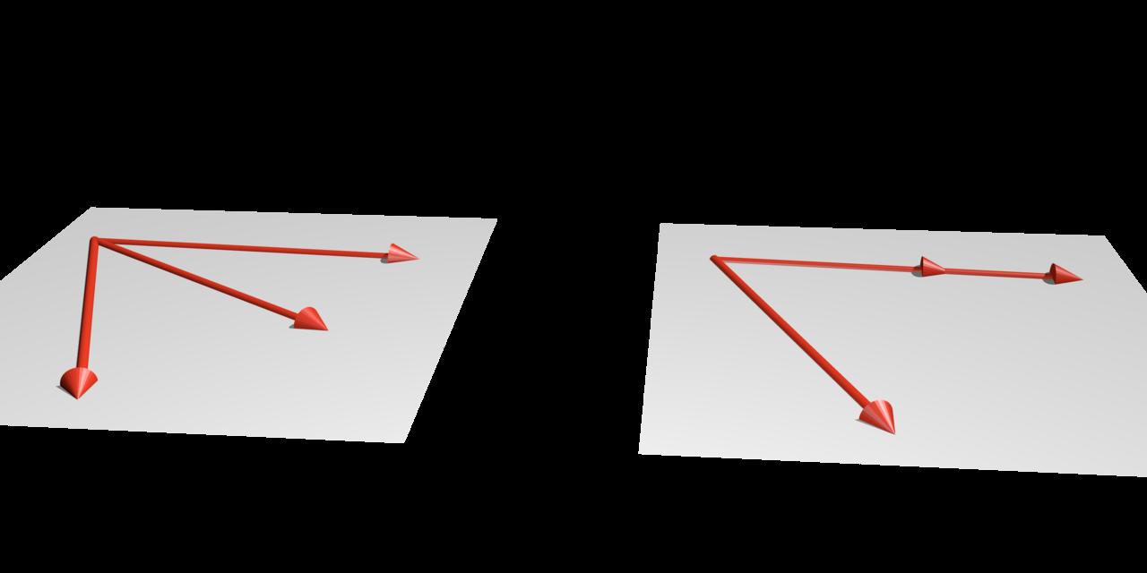 ベクトルの一次独立1−1